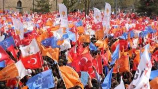 AK Parti son oy oranını açıkladı