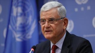 BM 75. Genel Kurul Başkanı Bozkır'dan İsrail polisine tepki
