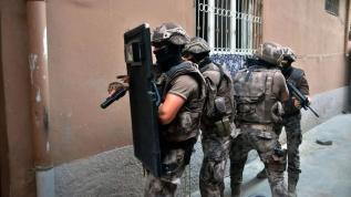 DEAŞ'ın sözde bomba timi komutanı yakalandı