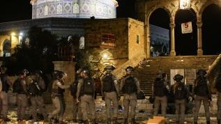 Müslüman ülkelerden İsrail'e Mescid-i Aksa tepkisi