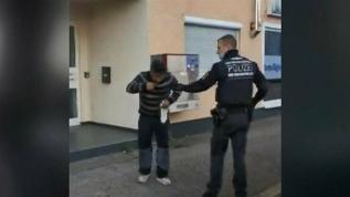 Almanya'da Türk vatandaşına polis şiddeti