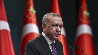 Başkan Erdoğan'dan Danıştay mesajı