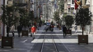 İstanbul'da son bir haftada Kovid-19 vakalarında azalma kaydedildi