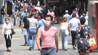 Türkiye'de son 24 saatte 15 bin 191 yeni vaka tespit edildi