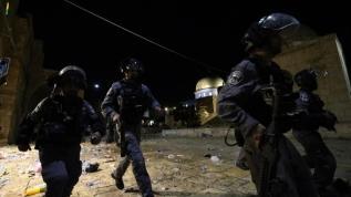 İsrail masum çocuklara saldırdı