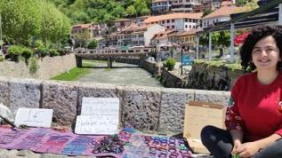 Sinop'tan yola çıktı, otostopla Balkanları bedava gezdi