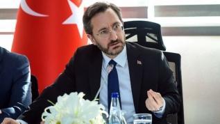 İletişim Başkanı Altun'dan İsrail'in çarpıtmalarına sert tepki