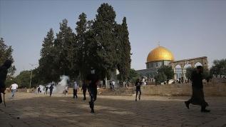 Gürcistan Müslüman dini liderlerinden İsrail'in Mescid-i Aksa'ya saldırılarına tepki