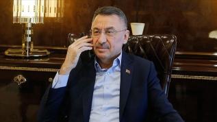 Oktay, Özbekistan Başbakan Yardımcısı Umurzakov ile telefonda görüştü