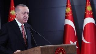 Başkan Erdoğan'dan Filistin diplomasisi