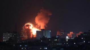 BM'den uyarı: İsrail ve Filistin tam ölçekli savaşa sürükleniyor