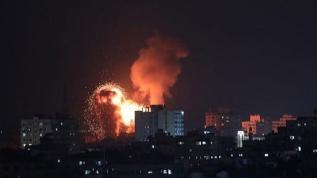 Terör devleti İsrail'in saldırılarında şehit sayısı 35'e yükseldi