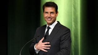 Tom Cruise da Altın Küre savaşında!