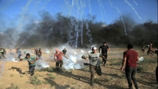 Filistin İsrail işgaline direniyor... Şehit sayısı artıyor
