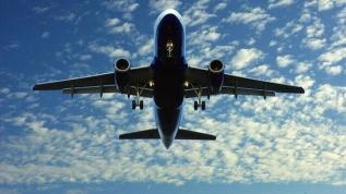 Hiçbir yere gitmeyen uçağın biletleri 2,5 dakikada tükendi