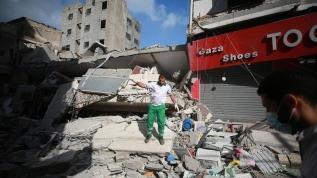 İsrail'in saldırıları devam ediyor: 103 şehit