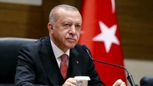 Başkan Erdoğan: Pazartesi'den itibaren başlıyoruz