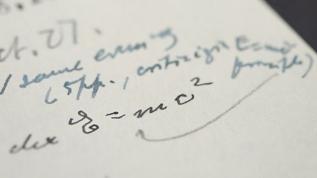 Einstein'in mektubu 3 milyona satılık