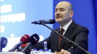 Bakan Soylu'dan organize suç örgütü lideri Peker, hakkında suç duyurusu