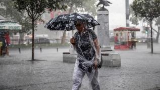 Meteoroloji saat verdi! İstanbullular dikkat