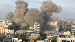 BM: Gazze'de 13 yıldır ablukada tutulan 2 milyon insan için güvenli hiçbir yer yok
