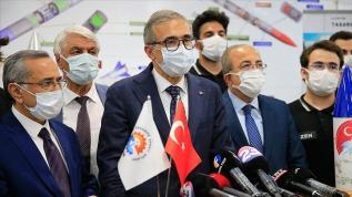 Cumhurbaşkanlığı Savunma Sanayii Başkanı Demir: Stratejik ürünlerde yüzde yüz yerlilik konusunda tavizimiz olamaz