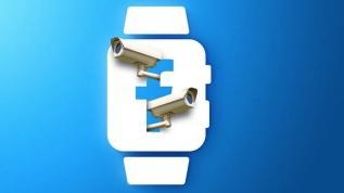 Facebook'tan iki kameralı akıllı saat
