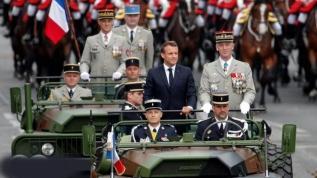 Fransa'da muhtıracı generaller hesap verecek