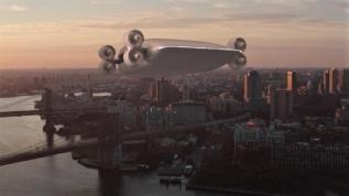 40 kişilik drone otobüs sürprizi
