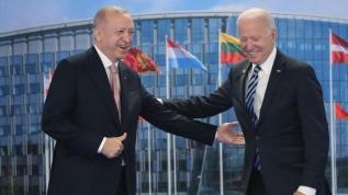 Başkan Erdoğan-Biden görüşmesi sona erdi