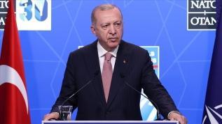 Başkan Erdoğan: NATO'ya ihtiyaç duyulan her yerde ittifak aktif rol üstlenmelidir