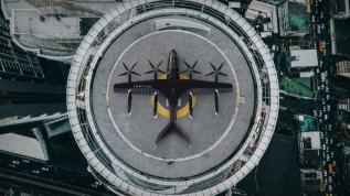 Devlerden uçan taksi firmasına yatırım