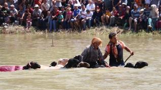 8 asırlık geleneğe, baraj suyu desteği