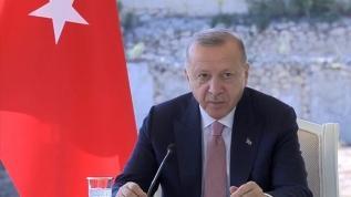 Başkan Erdoğan: Şuşa'da en kısa sürede başkonsolosluk açmayı planlıyoruz