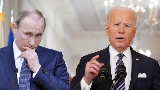 Biden'dan Putin yorumu: Zeki, zor ve değerini hak eden bir hasım