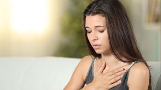 Stres nefes darlığına sebep olabilir