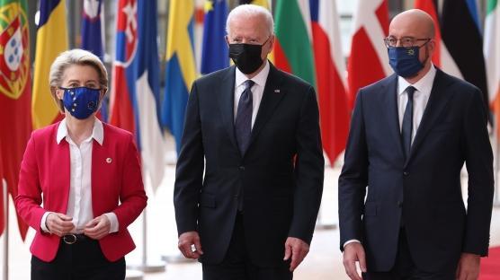 ABD-AB Zirvesi yapıldı: Toplantı sonrası Türkiye vurgusu
