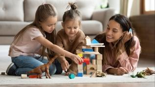 Çocuklar duygularını oyunlarla daha iyi anlatıyor