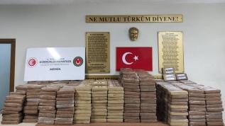 Mersin'de ele geçirildi! Türkiye tarihinin en büyük kokain operasyonu