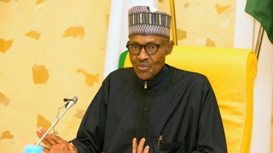 Devlet Başkanı Buhari'den ilginç çıkış: Suçu Libya'ya attı