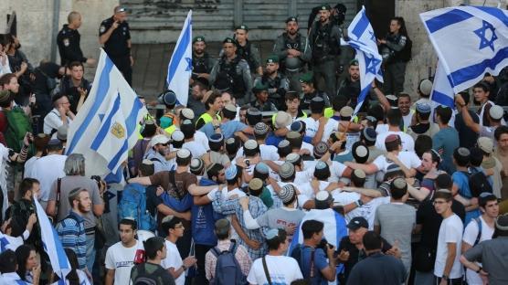 İsrail Dışişleri Bakanı Lapid'den ırkçı sloganlara tepki!