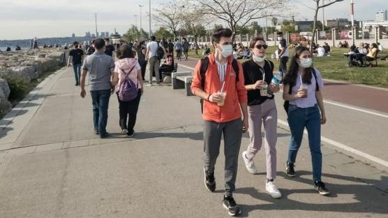 Türkiye'de vaka sayısı 6 binin üzerinde