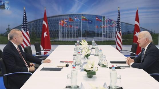 Başkan Erdoğan Biden ile görüşmesinin detaylarını anlattı