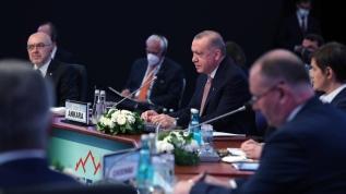 Başkan Erdoğan: Türkiye'siz AB, küresel güç olamaz