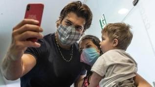 İtalya'da çocuklar için dernek kurdu