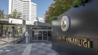 Türkiye'den Guterres'e tebrik