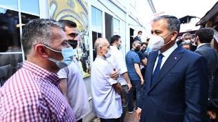 Vali Yerlikaya: İstanbul aşılamada yeni bir rekor kırdı