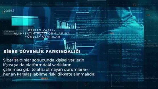 Cumhurbaşkanlığı'ndan 'kripto para' uyarısı: Resmi banka hesaplarında saklanmalı
