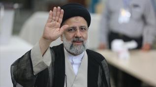 İran'da İbrahim Reisi 8. Cumhurbaşkanı