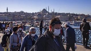 Türkiye'de son 24 saatte 5 bin 480 yeni vaka